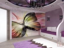 Фото дизайна интерьера трехкомнатной квартиры на ул.Зорге, г.Ростов-на-Дону
