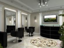 Фото дизайна интерьера салона красоты