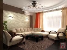 Фото дизайна интерьера гостиной