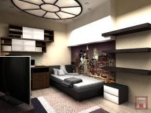 Фото вариантов интерьеров комнат