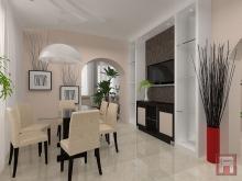Фото дизайна интерьера дома площадью 100 м.кв. на ул.3-я кольцевая, г.Ростов-на-ДонК