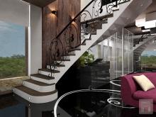 Фото лестницы гостиной